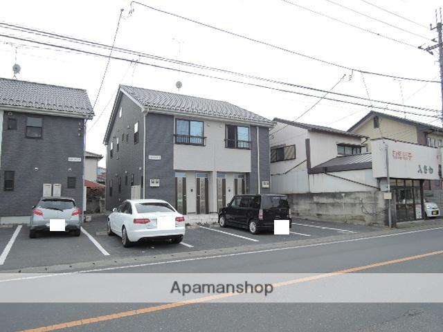 栃木県足利市、福居駅徒歩9分の築5年 2階建の賃貸アパート