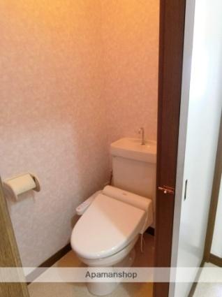 ハーモニーハイツ[3DK/54m2]のトイレ