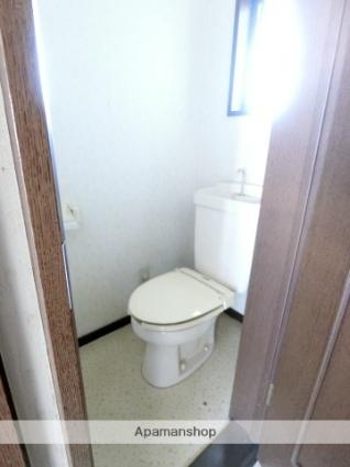 ウエルネス本城[2DK/34m2]のトイレ