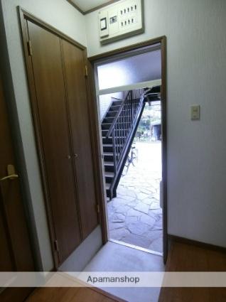 グリーンコーポ大門[3LDK/65.83m2]の玄関