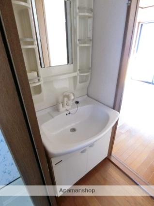 ジョイフルライフA[2DK/39.74m2]の洗面所
