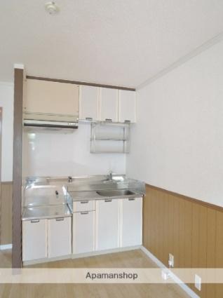 シティハイムサンエイB[2LDK/48.05m2]のキッチン