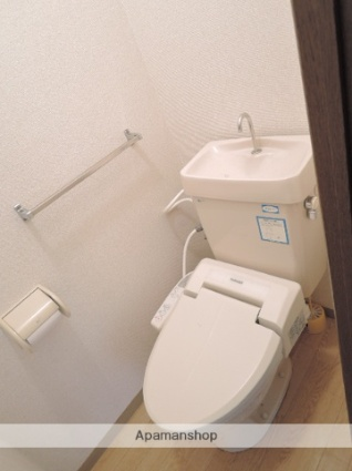 シティハイムサンエイB[2LDK/48.05m2]のトイレ