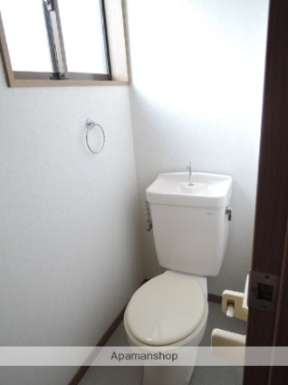 リュミエールA[1K/30.22m2]のトイレ