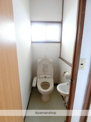 本間アパート[2LDK/52m2]のトイレ1