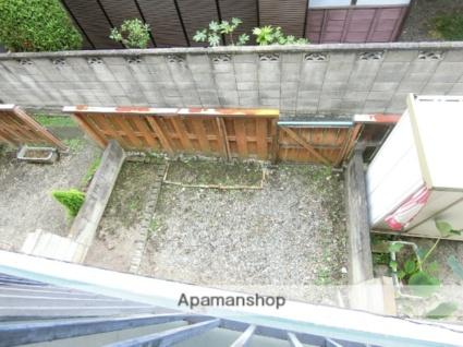 本間アパート[2LDK/52m2]の庭
