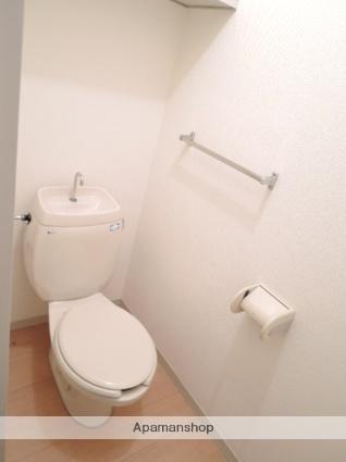 ラフォーレ山川8[2LDK/50.78m2]のトイレ
