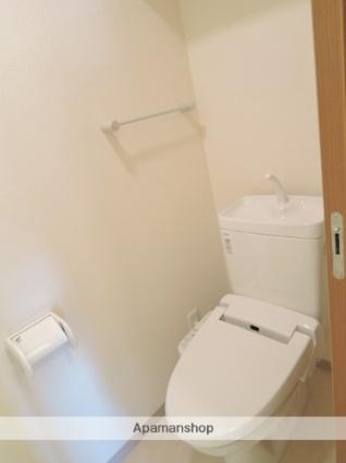 KARIN MANSION足利[1SDK/33.2m2]のトイレ