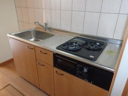 サモードパレスB[1K/29.75m2]のキッチン