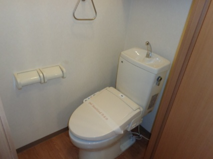サモードパレスB[1K/29.75m2]のトイレ