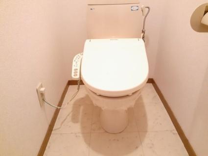 ニューマリッチイシカワ弐号館[2LDK/55.39m2]のトイレ