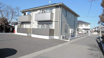 栃木県足利市西新井町[2LDK/55m2]の外観1