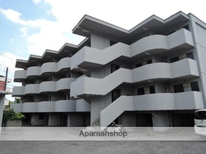 栃木県足利市、足利駅徒歩24分の築32年 3階建の賃貸マンション