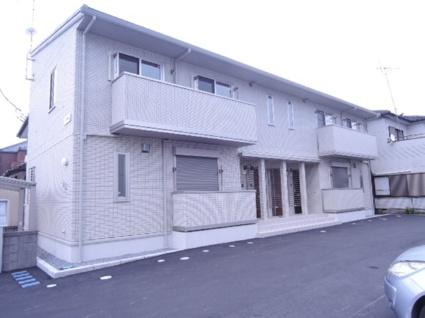 栃木県足利市緑町1丁目[1LDK/45.38m2]の外観1
