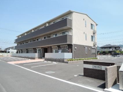 栃木県足利市鹿島町[1LDK/40.07m2]の外観2