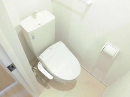 ビューティフルリバー[1LDK/36.22m2]のトイレ