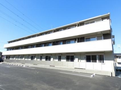 栃木県足利市大前町[1LDK/40.07m2]の外観