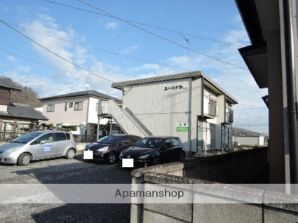 栃木県足利市、足利駅徒歩35分の築29年 2階建の賃貸アパート