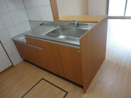 ボンヌール[1LDK/46.23m2]のキッチン