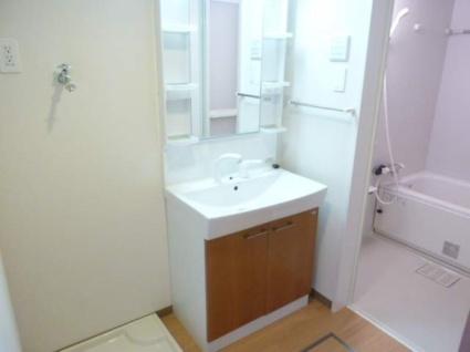 ボンヌール[1LDK/46.23m2]の洗面所