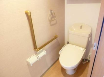 ボンヌール[1LDK/46.23m2]のトイレ