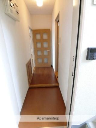 リバーストーンB[3LDK/63.25m2]の玄関