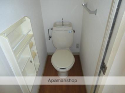 ラフォーレ西新井B[2LDK/50.78m2]のトイレ
