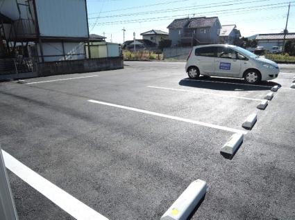 栃木県足利市大前町[1LDK/35.46m2]の駐車場