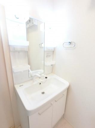 栃木県足利市大前町[1LDK/35.46m2]の洗面所