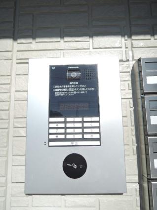 栃木県足利市大前町[1LDK/35.46m2]のセキュリティ