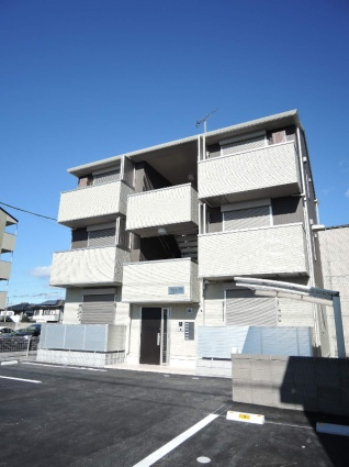 栃木県足利市大前町[1LDK/35.46m2]の外観1