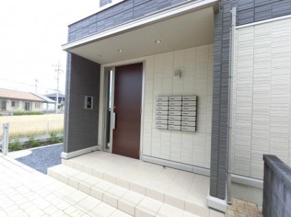 栃木県足利市福居町[1LDK/43.71m2]のエントランス