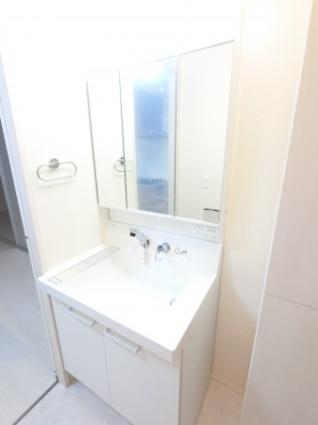 栃木県足利市福居町[1LDK/43.71m2]の洗面所