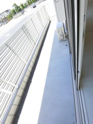 栃木県足利市福居町[1LDK/43.71m2]のバルコニー