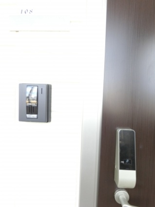 栃木県足利市福居町[1LDK/43.71m2]のセキュリティ