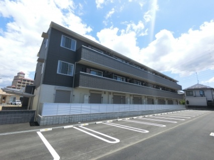 栃木県足利市福居町[1LDK/43.71m2]の外観