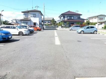 栃木県足利市五十部町[1LDK/33.39m2]の駐車場1