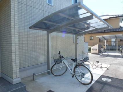栃木県足利市五十部町[1LDK/33.39m2]の駐車場2