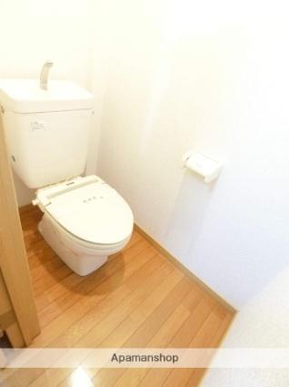 エスコーラ・フレンテ[2LDK/54m2]のトイレ