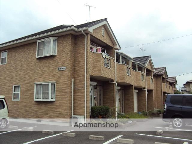 栃木県足利市、山前駅徒歩6分の築15年 2階建の賃貸アパート