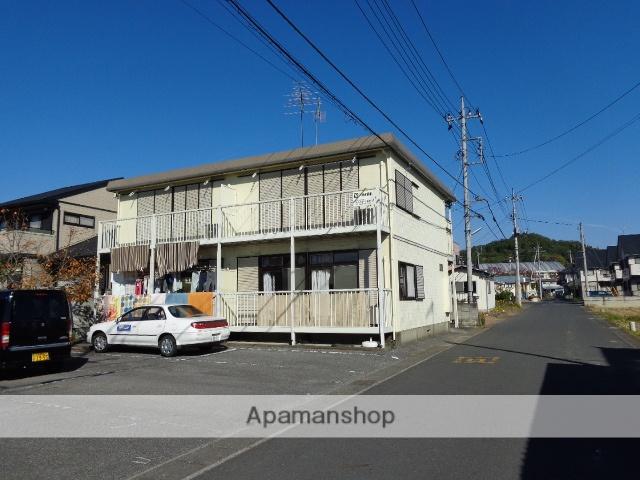 栃木県足利市、足利駅徒歩55分の築23年 2階建の賃貸アパート