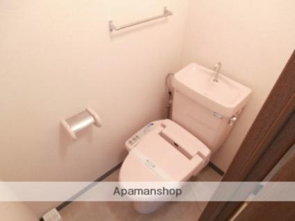 田中ハイツ[2DK/44.46m2]のトイレ