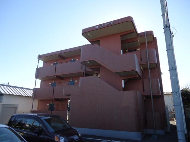 栃木県佐野市、佐野駅徒歩18分の築8年 3階建の賃貸マンション