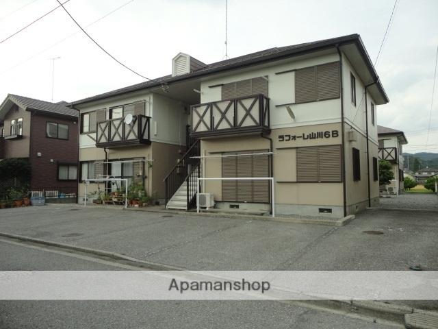 栃木県足利市、足利駅徒歩37分の築22年 2階建の賃貸アパート