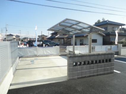 栃木県足利市山川町[2LDK/60.88m2]の共用部3