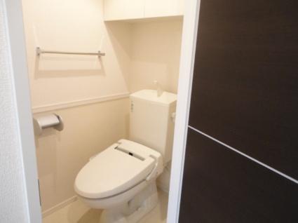 栃木県足利市山川町[2LDK/60.88m2]のトイレ