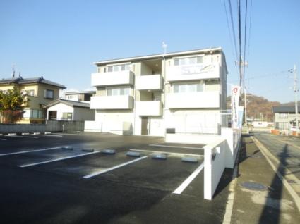 栃木県足利市山川町[2LDK/60.88m2]の外観2