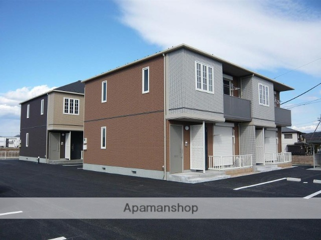 栃木県佐野市、佐野駅徒歩40分の築9年 2階建の賃貸アパート