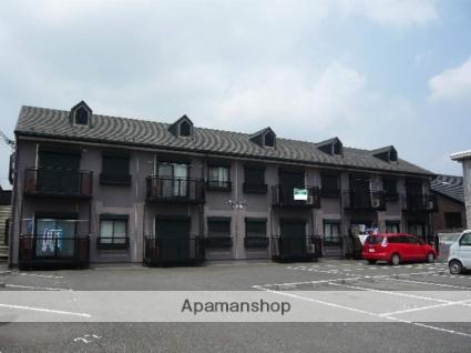 栃木県佐野市、佐野市駅徒歩8分の築20年 2階建の賃貸アパート