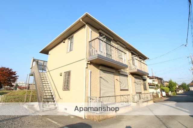 栃木県佐野市、佐野駅徒歩20分の築9年 2階建の賃貸アパート